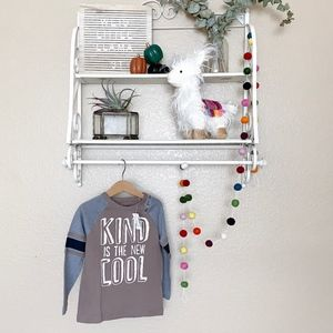 Kind Is The New Cool- The Children's Place